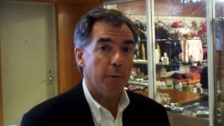 Stephen Taylor interviews Jim Prentice regarding oil sands and emissions standards