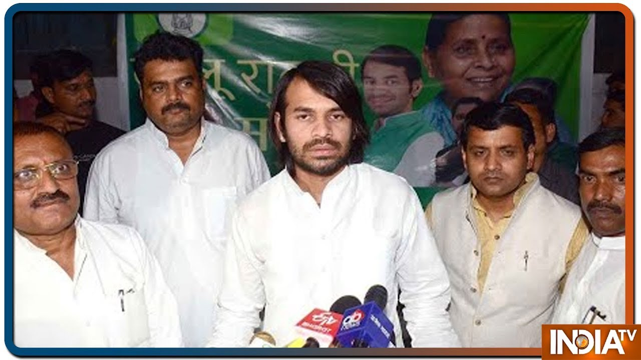 Tej Pratap Floats 'Lalu Rabri Morcha', Threatens To Field His Candidates From All 20 Seats