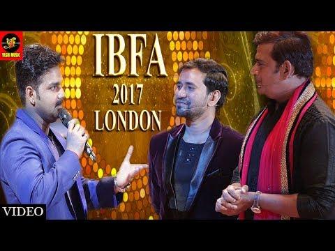 IBFA 2017 || LONDON || Full Show || Segment 2/3 || Pawan Singh || Niruhua || Bhojpuri Award