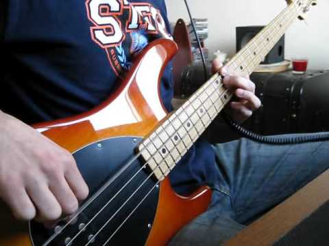 Blur - Song2 (Bass Cover)
