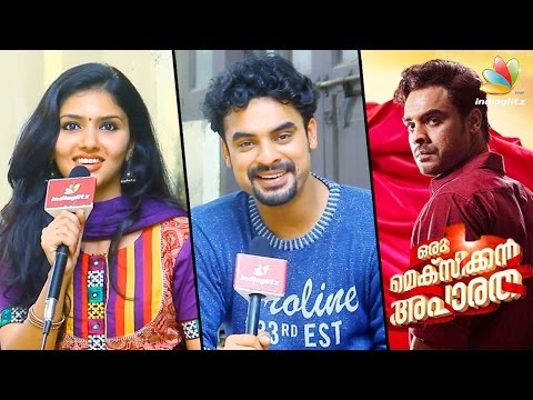 I''m not supporting any political party through Oru Mexican Aparatha - Tovino Thomas