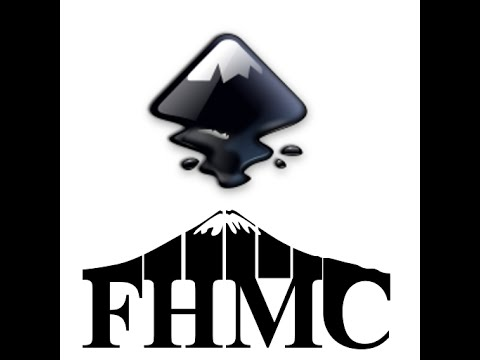 Inkscape A Hiking Club Logo - An Exercise in Paths