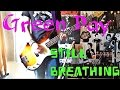 Green Day - Still Breathing Bass Cover