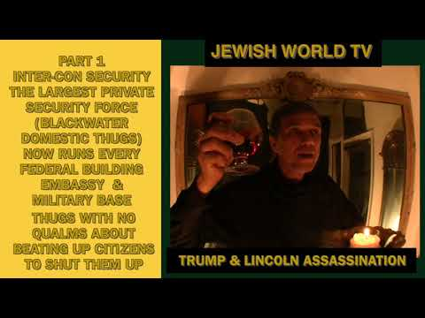 Jewish World TV Episode 2011 Trump & Lincoln Assassination
