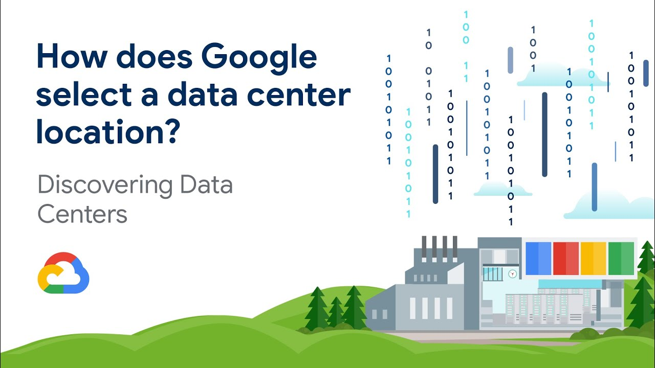 How Does Google Select A Data Center Location?