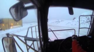 Cat 777 Haul Truck - Crusher to Bottom