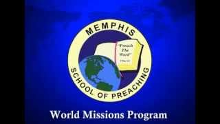 The Memphis School of Preaching.  MSOP
