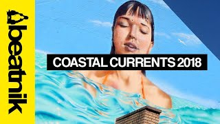Coastal Currents 2018 Part 3 - Open Studios, Street Art & Bandstand