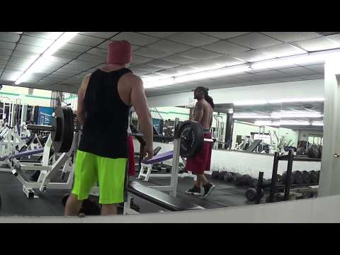 Copy of 405 Bench Press @ 180 plus full chest workout