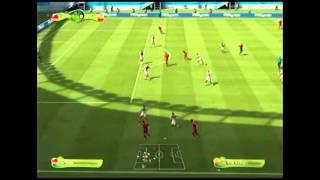 Fifa world cup 2014 Alemania vs España