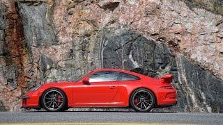 Porsche 911 GT3 Test Drive