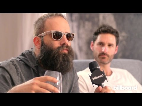 Capital Cities: Pre-Show Ritual Involves a 'Cheers With Some Wine' --BottleRock Napa Valley 2015