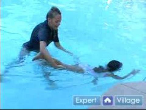 How to Teach Kids to Swim : Proper Body Position for Children Learning to Swim