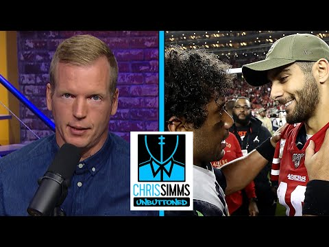 AFC West vs. NFC West: More likely to have four playoff teams? | Chris Simms Unbuttoned | NBC Sports