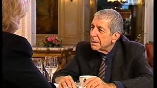 Leonard Cohen Interview - Part 1 of 3