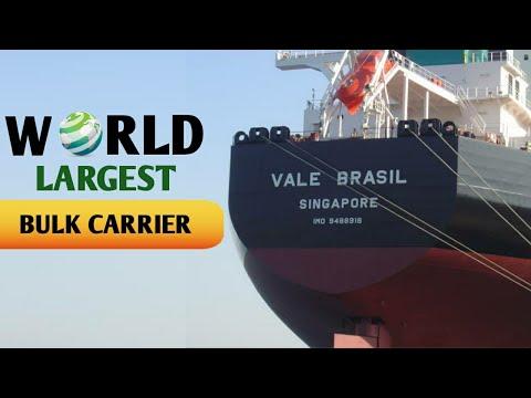 World Largest Bulk Carrier |  MS Ore Brasil | Vale Brasil.