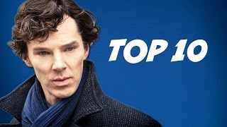 TOP 10 Sherlock BBC Moments - Emergency Awesome