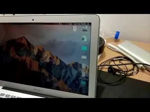 Utilize Apple Macbook Air SDCard slot [Unboxing 128GB MicroSD and Adapters]