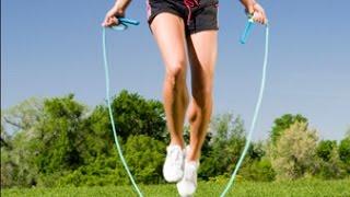 Домашние тренировки Прыжки со скакалкой для похудения