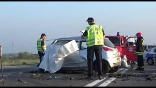 Nesreća na Ibarskoj magistrali kod Rušnja