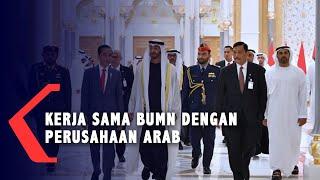 4 Kerjasama BUMN dengan Perusahaan Uni Emirat Arab