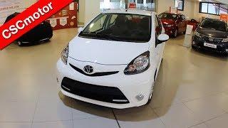 Toyota Aygo 2012 Videos