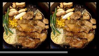 เกมจับผิดภาพ - Picture puzzle online game Ep.40 Delicious meal
