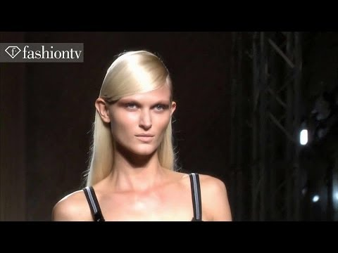 Alana Zimmer and Charlotte Hoyer- Top Models During S/S 2014 Milan Fashion Week | FashionTV