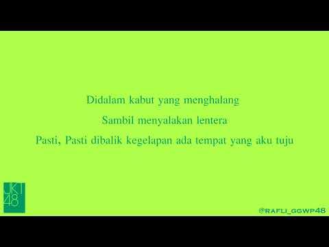 Lirik Sungai Impian (Yume No Kawa) - JKT48