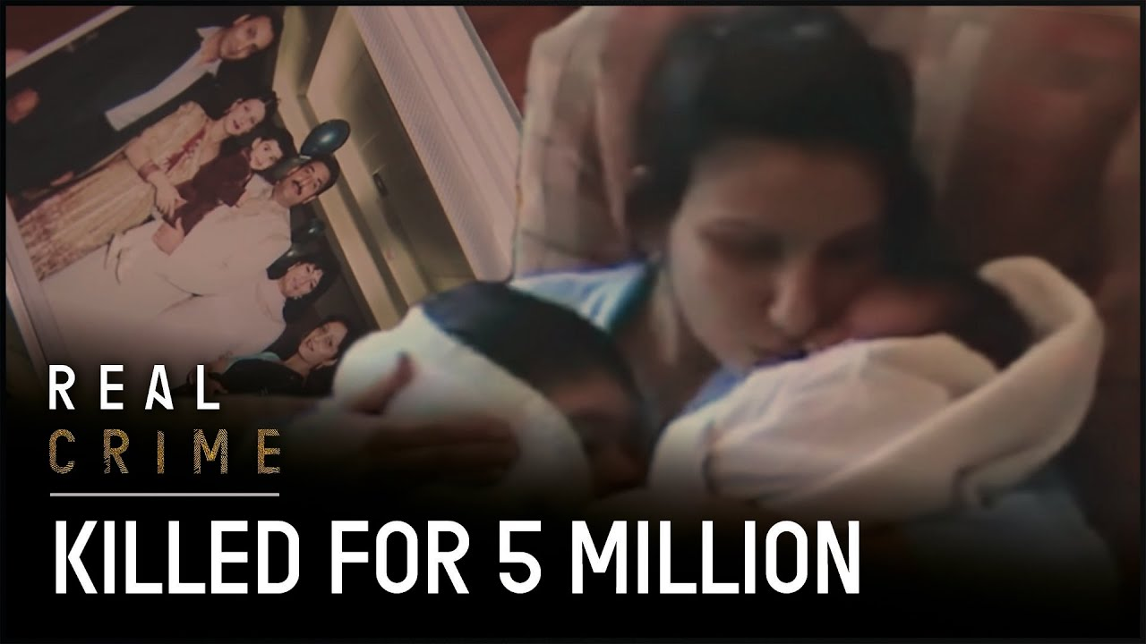 Indian Family Was Murdered for £5 Million | Real Crime