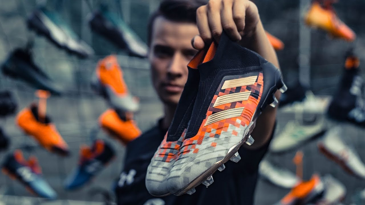 cb496a3bfab Top 5 Football Boots for WIDE Feet - YouTube