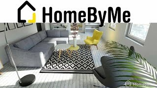Home by me - App para diseño de interiores 🏠