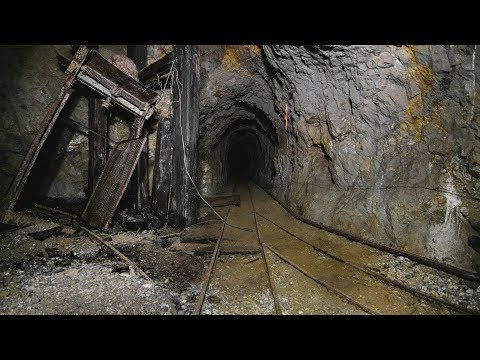 Exploring The Abandoned Empire Mine (Part 1)