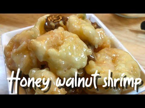 Honey Walnut Shrimp - Pineapple Top Hawaii