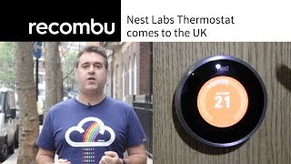 Nest Labs Thermostat comes to the UK