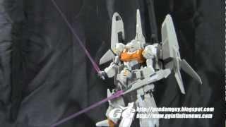 HGUC 1/144 ReZEL Type-C [Defenser b-Unit] [GR] - Review Part 1