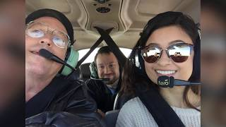 Morey Pilots Fly to EAA Museum
