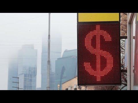 Официальный курс евро вырос до 81,86 рубля, доллара — до 72,02