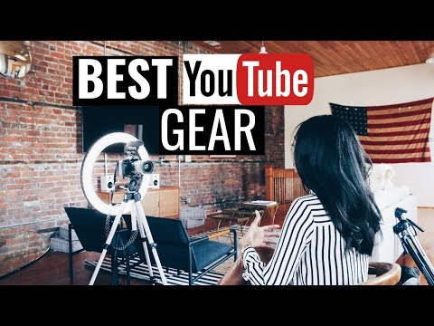 ULTIMATE Youtube Gear & Equipment Setup For 2020