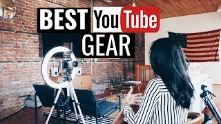 ULTIMATE Youtube Gear & Equipment Setup for 2019