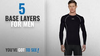 Top 10 Base Layers For Men [2018]: Under Armour Men