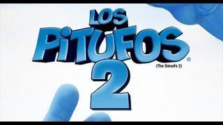 Los Pitufos 2 en español Wii U