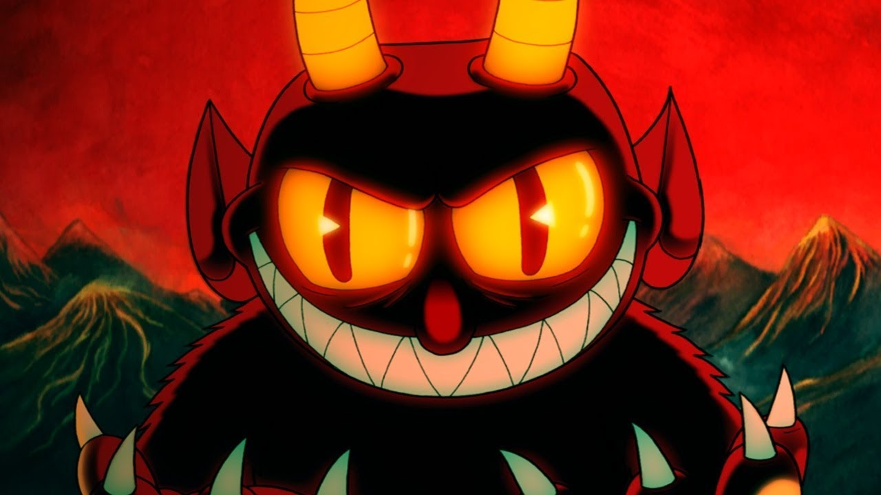 Cuphead The Devil Boss Battle On 2 Strip Mode No Damage