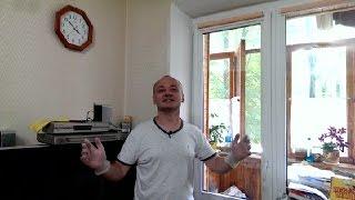 видео Разблокировка механизма пластикового окна. Фурнитура Мако(Maco).