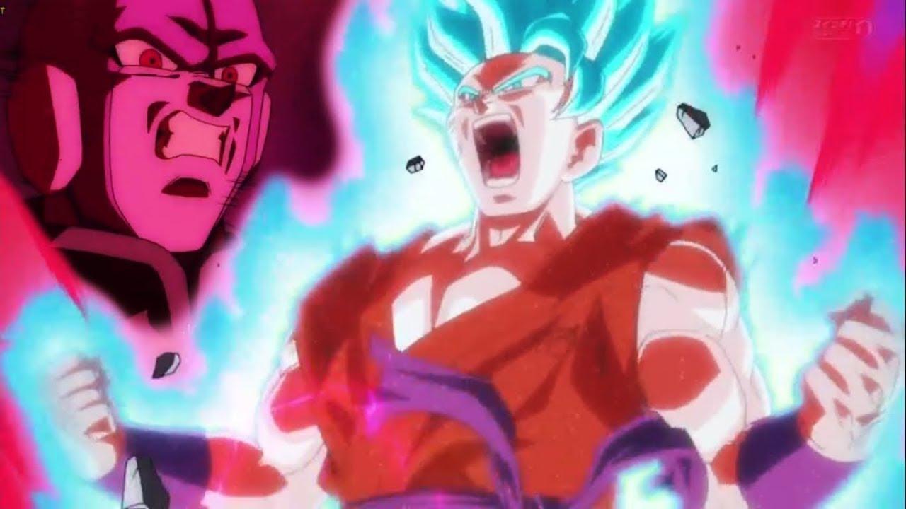 Goku Vs Hit With An Epic Song Hd Lyrics Youtube