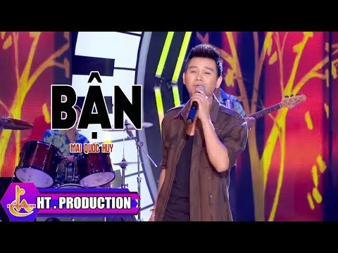 Bận - Mai Quốc Huy [Official]