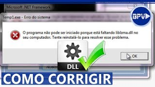 Como Resolver TODOS ERROS de DLL do seu PC Windows