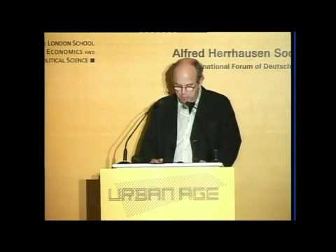Urban Age Mumbai'07: #40 Gerald Frug Governing Global Cities: Who Decides?