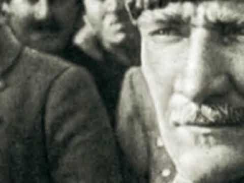 Atatürk ün Sevdiği Türkü - - - Bülbülüm Altın Kafeste - - - Fon