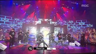 Bigbang - Stand Up, 빅뱅 - 스탠드 업, Music Core 20080816